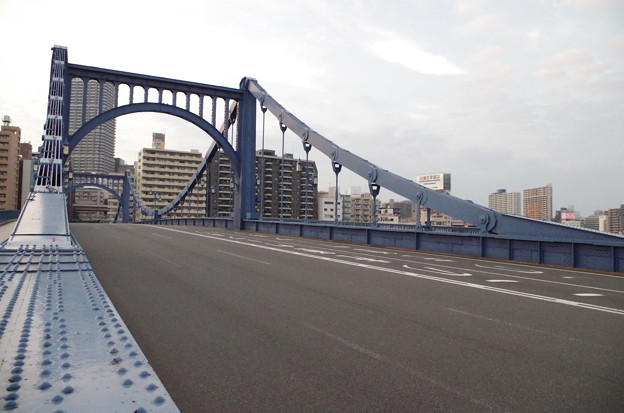 Photos: 清洲橋の昼