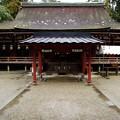Photos: 石上神宮 拝殿