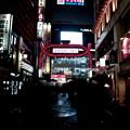 Photos: しとしと新宿