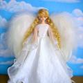 †天空より舞い降りた天使†ジェニー・フレンドドール・オリーブ/タカラ☆MACKYsの手作りドールドレス&ハンドメイドお人形お洋服 1