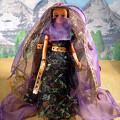 ?占い師?ジェニー・フレンドドール・エリー/タカラ☆MACKYsの手作りドールドレス&ハンドメイドお人形お洋服1