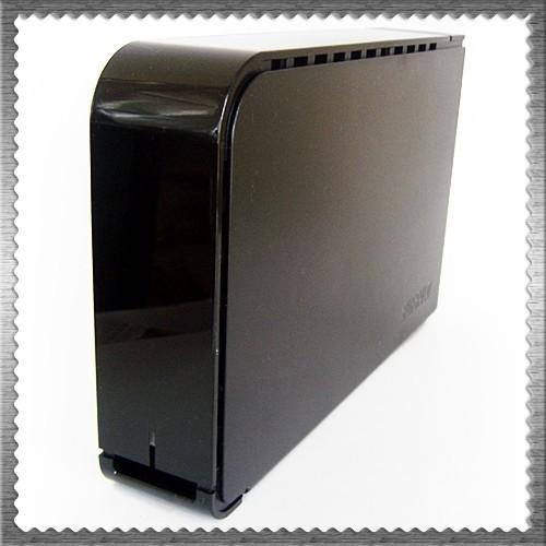 BUFFALO USB3.0 外付けハードディスク 2TB HD-LB2.0TU3/N 1