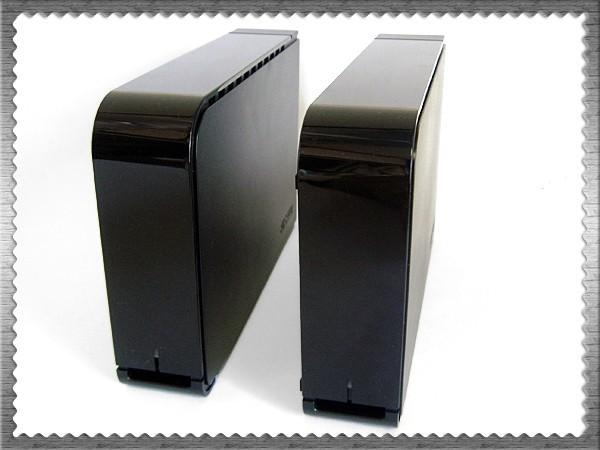 BUFFALO USB3.0 外付けハードディスク 2TB HD-LB2.0TU3/N 10