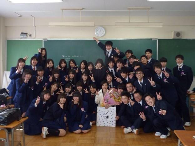 昨日ぶじに杉戸高校卒業しま... ...