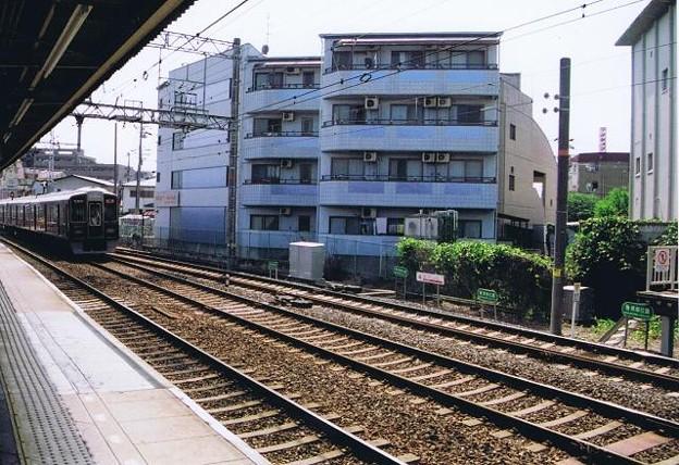 阪急富田駅の写真(2)