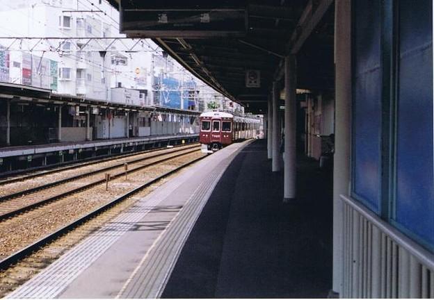 阪急富田駅の写真(5)