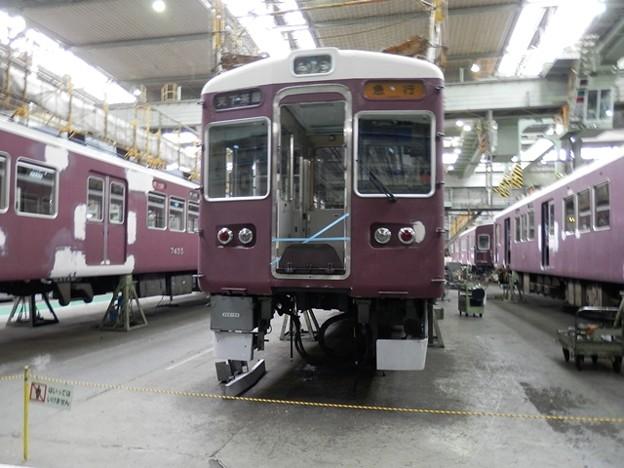 阪急電鉄・正雀工場7