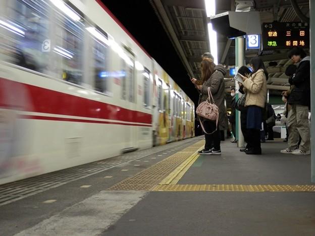 谷上駅の写真24