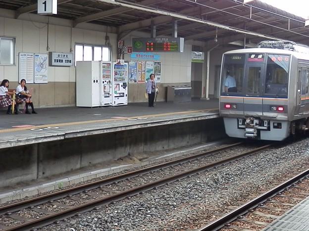 河内磐船駅の写真3