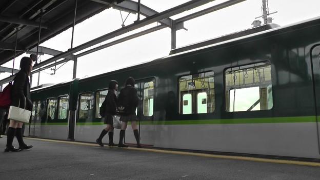 京阪宇治駅の写真12