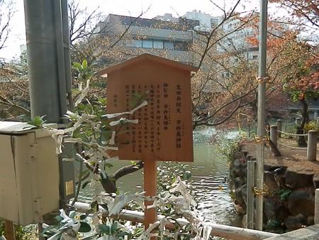 生田神社の境内1