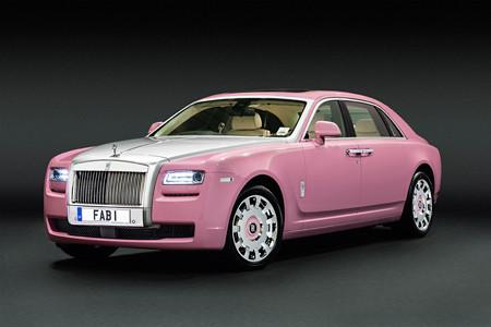 ピンクのファントム