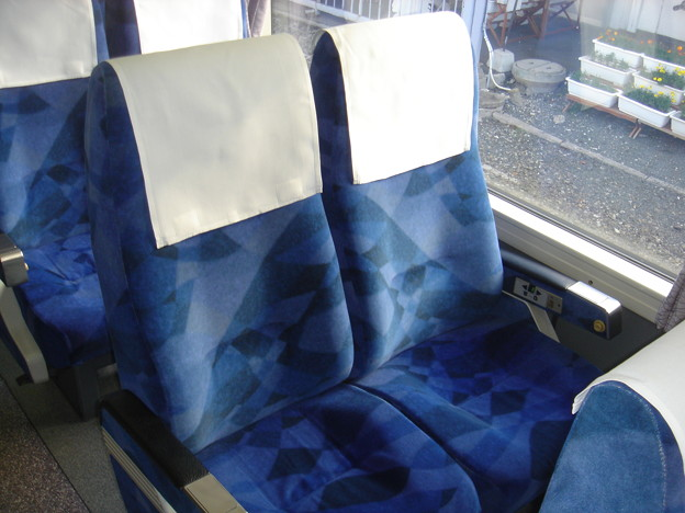 ニセコEXP 座席