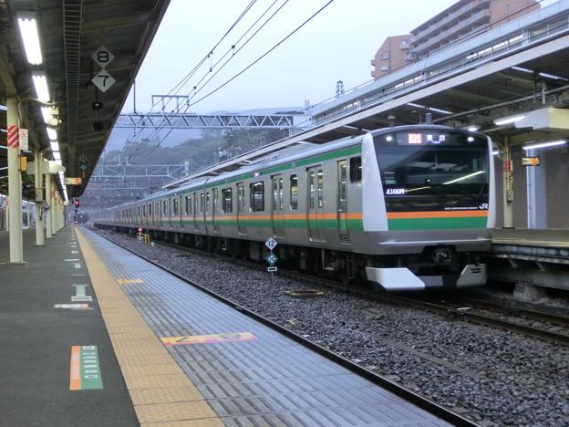 東海道線 快速アクティー