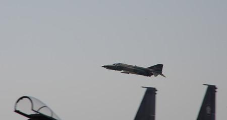RF4E 離陸