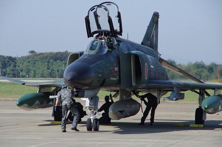 RF4EJ 着陸4