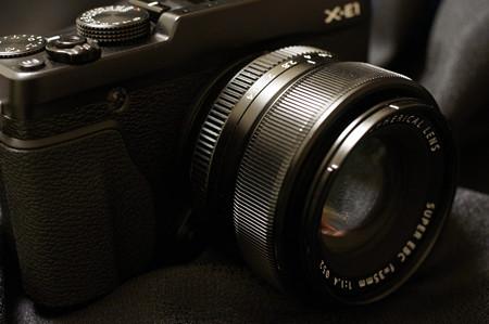 X-E1とXF35mmF1.4