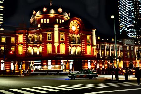 丸の内_東京駅2