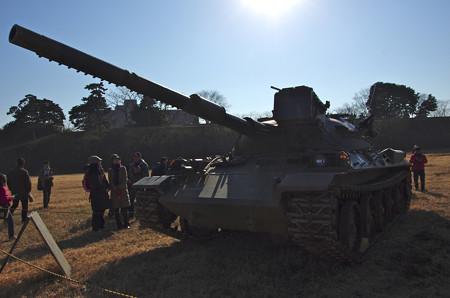 07_74式戦車