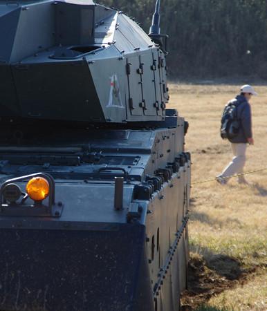 10式戦車装甲