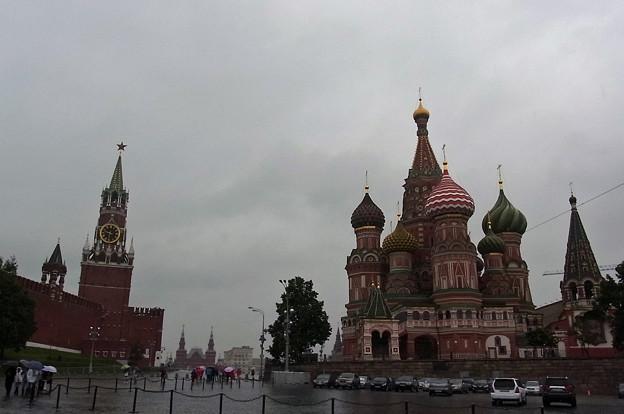 Photos: Moscow