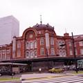 Photos: もう時期・・オープン前東京駅丸の内側・・20120722