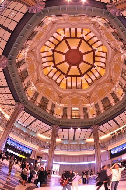 東京駅駅舎の中は・・・素敵な空間?