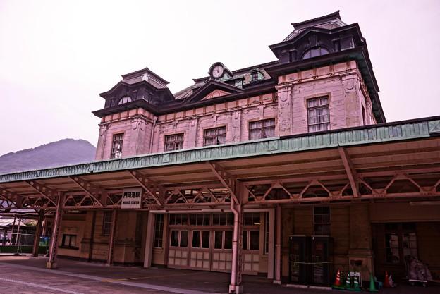 Photos: HDR レトロの門司港駅・・