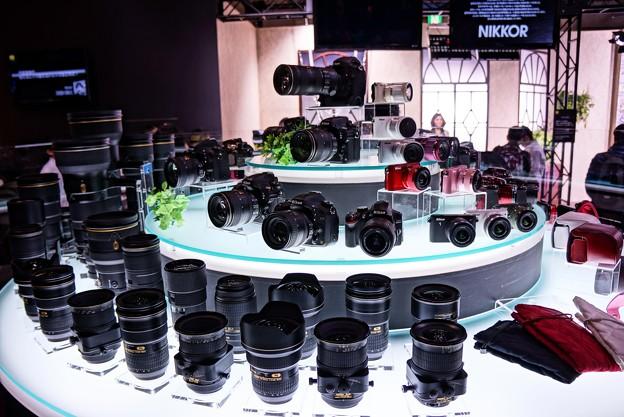 HDR NIKKOR レンズ軍団・・CP+ 20130202