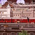 HDR 列車を待つ風景・・20130922