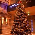 Photos: レトロな町もクリスマスムードに。。