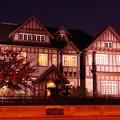 夜も綺麗な旧門司三井倶楽部建物・・