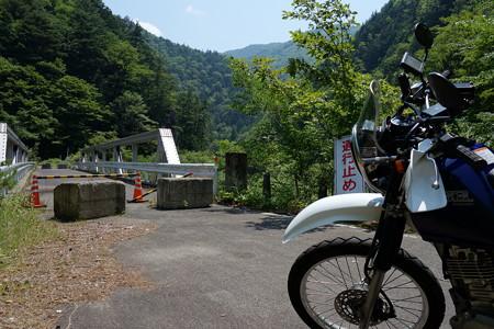 R361・朝日貯水池旧道-2