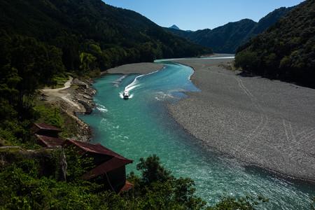瀞峡 ジェット船・1