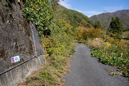 国道303号線・揖斐川町内旧道-3