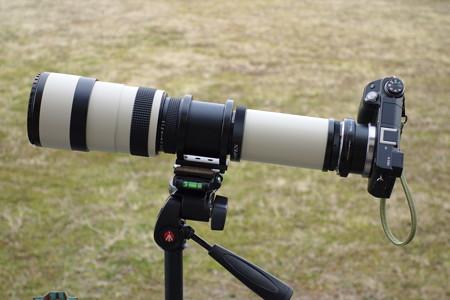 BIG 60DA 600-1000mm F9.9-13