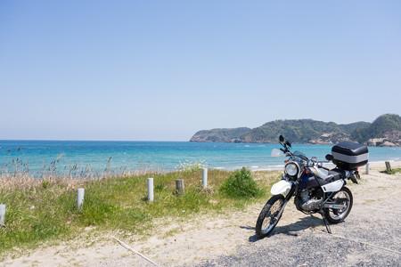 鳥取県・浦富海岸-2
