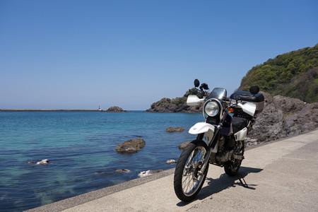 兵庫県・浜坂の海-1
