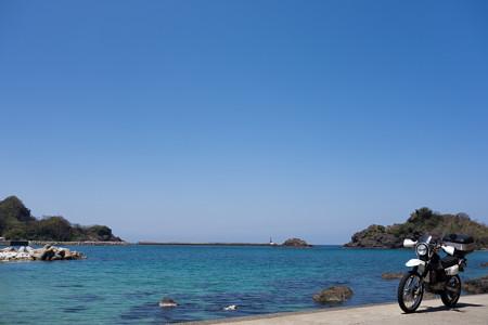 兵庫県・浜坂の海-3