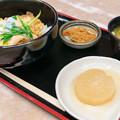 京麩入かわり衣笠丼(名神【下り】・桂川PA)