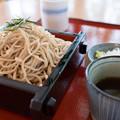 Photos: ざるそば(長野道【下り】・梓川SA)