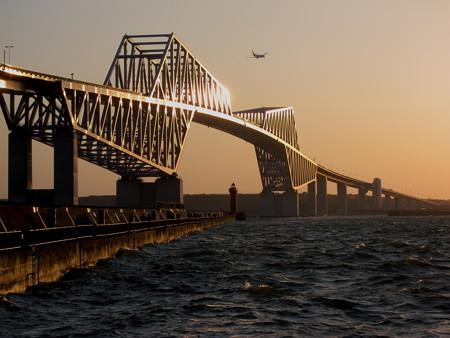 20130102-160716 若洲海浜公園にて