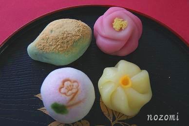 花の京菓子