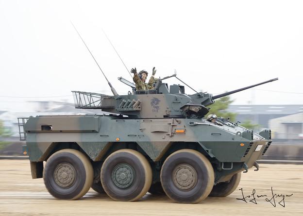 87式偵察警戒車疾走2L