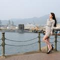 写真: 加奈恵桟橋広角引き2L