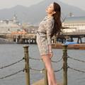 写真: 加奈恵桟橋風目瞑り2L