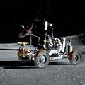 Photos: 月面車1