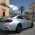 Photos: BMWM4バックショット