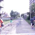 写真: 小樽旧鉄道