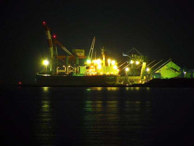 秋田港の貨物船 vol.2